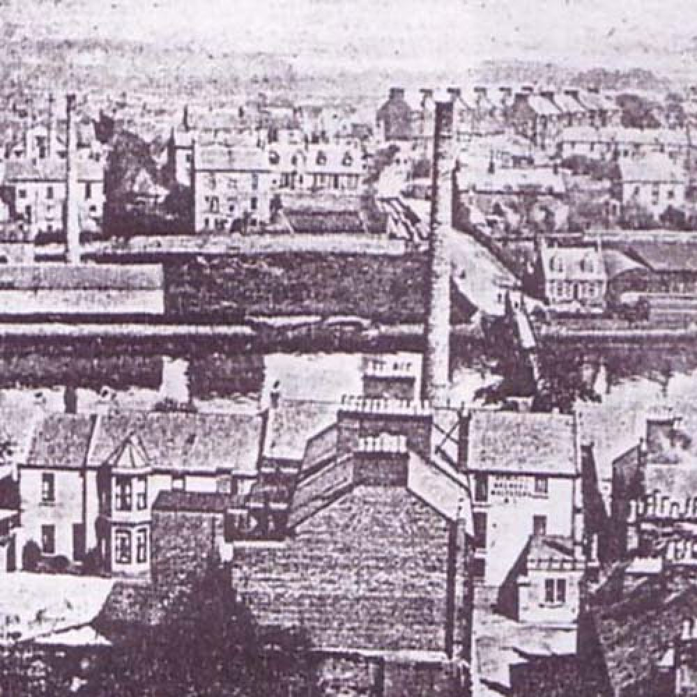 The Ayr Brewery in the 1900s