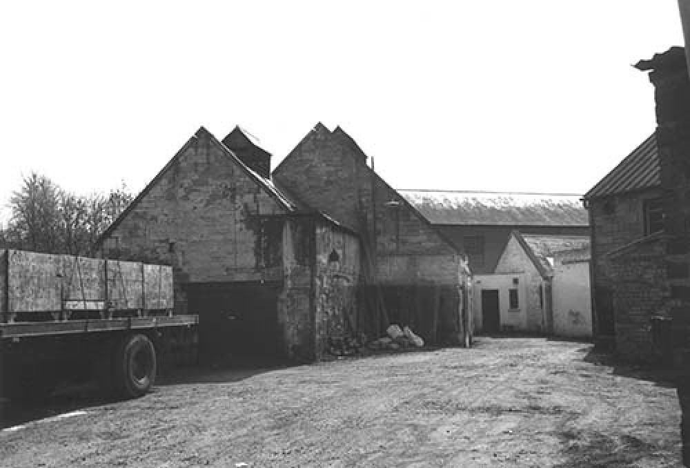 Part of the Coldstream Brewery in the 1960s. © John Hume, 2015