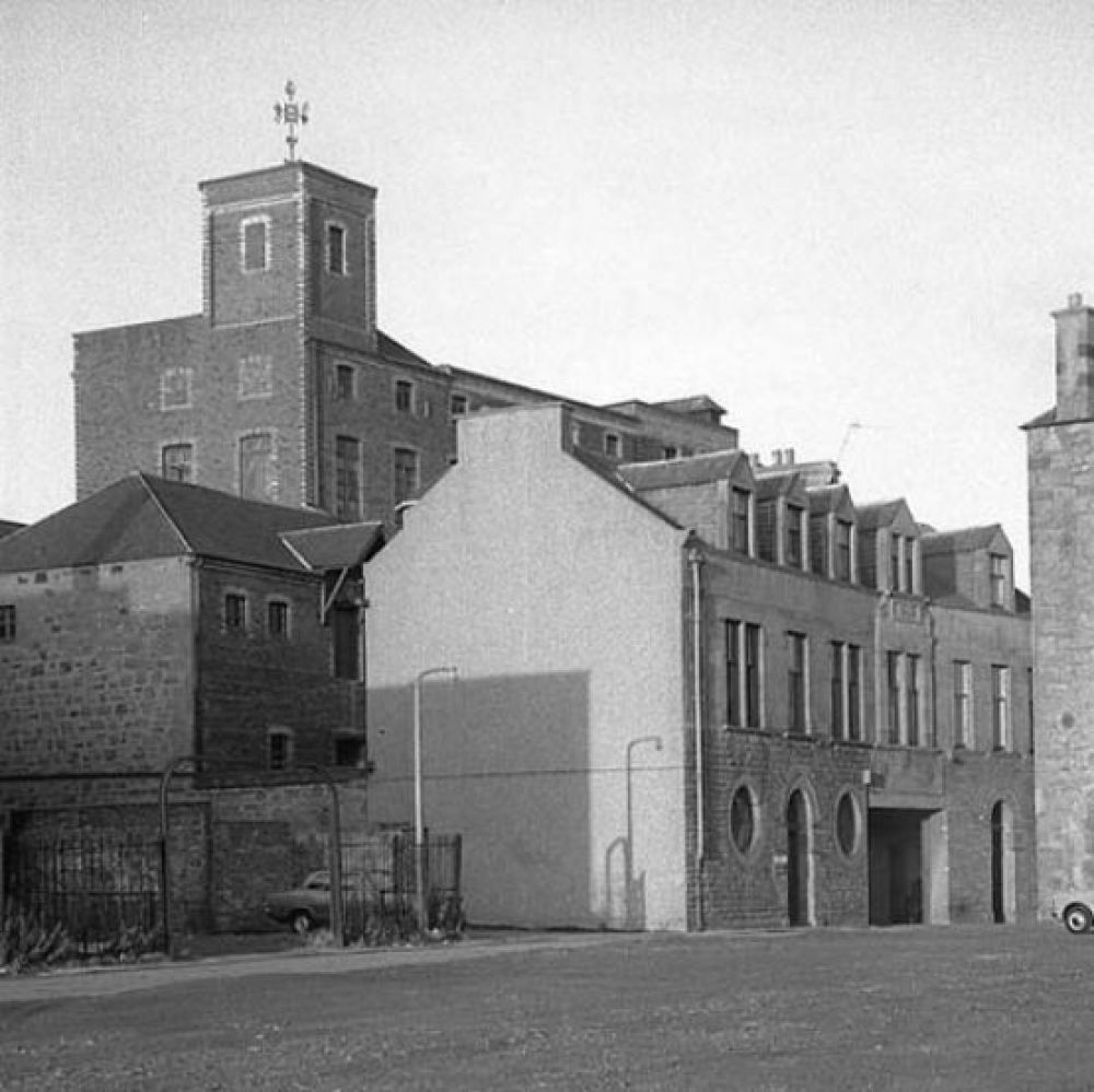 The Thistle Brewery in the 1960s. © John Hume, 2015