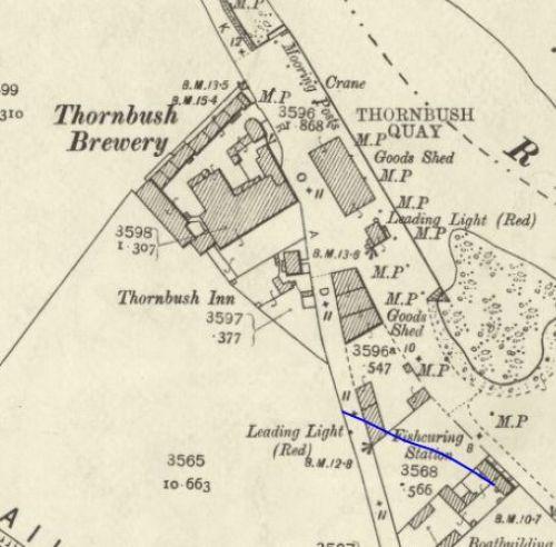 Image result for thornbush inn inverness