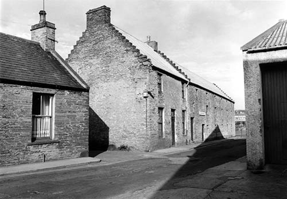 Part of the Thurso brewery in the 1960s. © John Hume, 2015